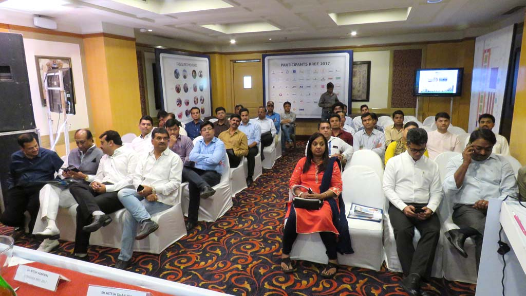 Rajasthan Real Estate Expo 2017 Stall Allotment at Hotel Park Prime