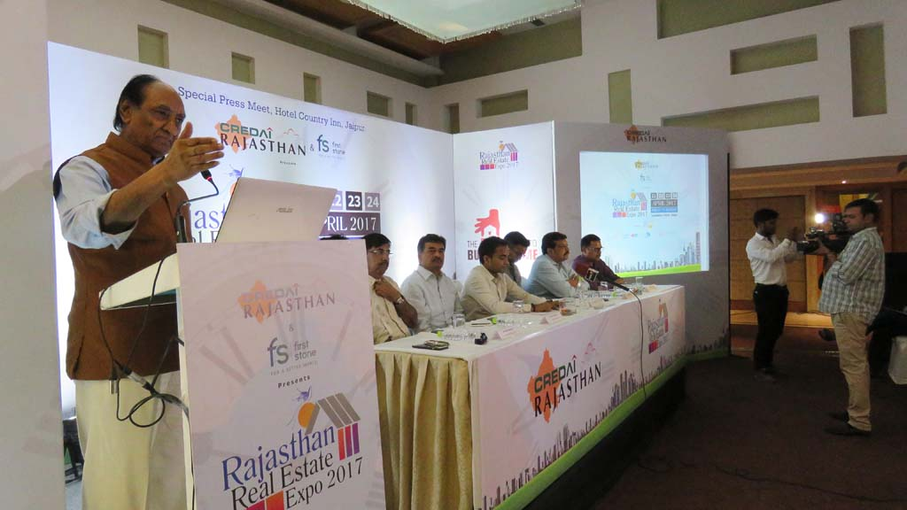 Press Conference Hotel Country Inn 2017