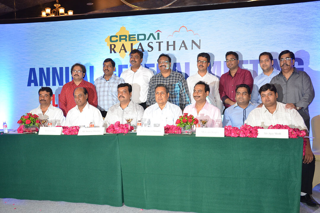 CREDAI Rajasthan Annual General Meeting